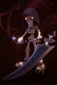 Boss reaper