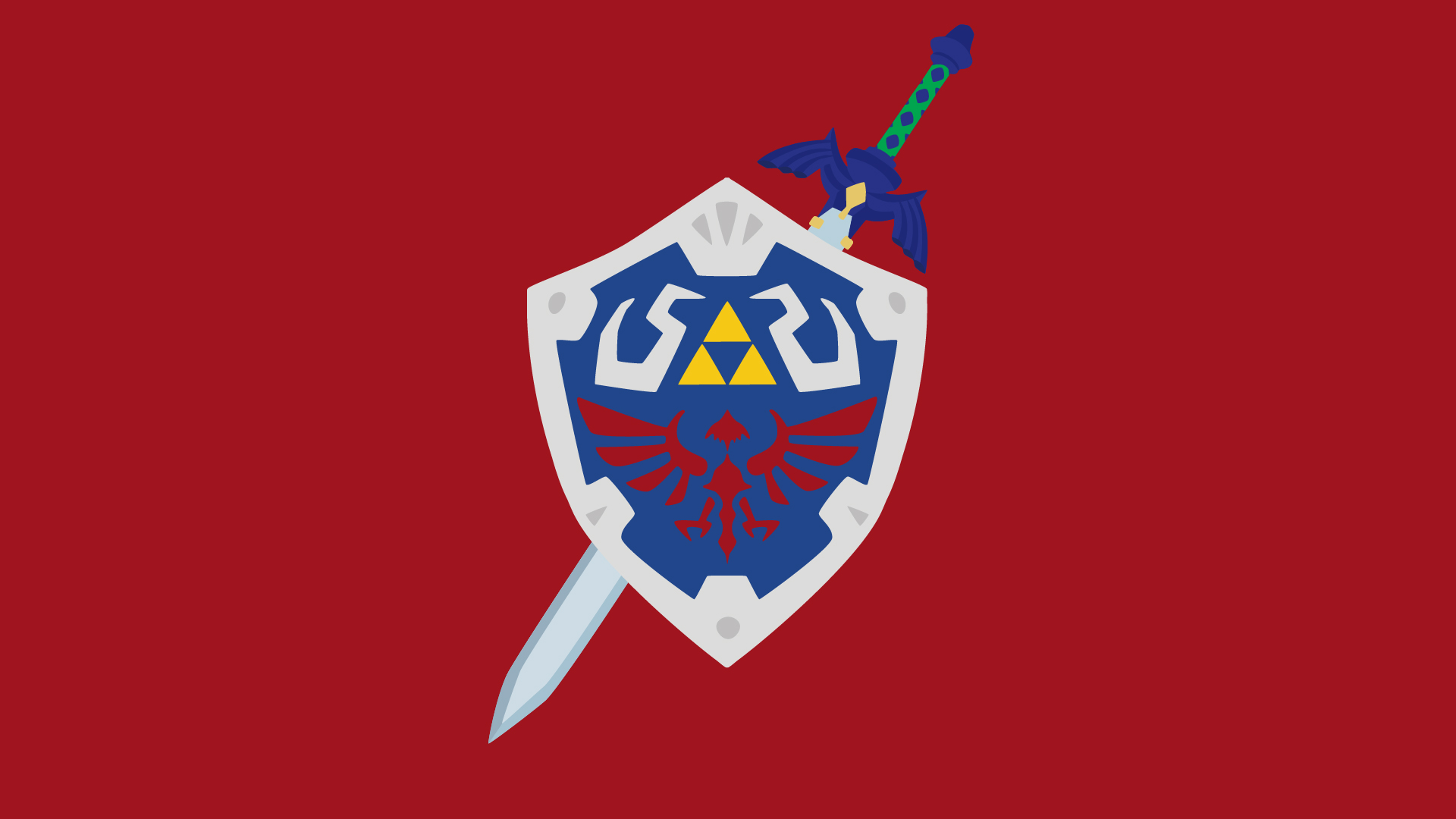 Image hylian shield and master sword by krukmeister d4zdlkdg hylian shield and master sword by krukmeister d4zdlkdg voltagebd Images