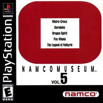 Namco Museum Vol.5 -U- -SLUS-00417--front