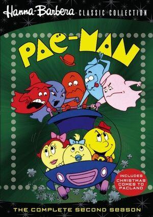Pac-Man TV series - Banner