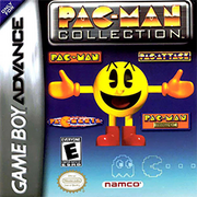 Pac-Man Collection Coverart