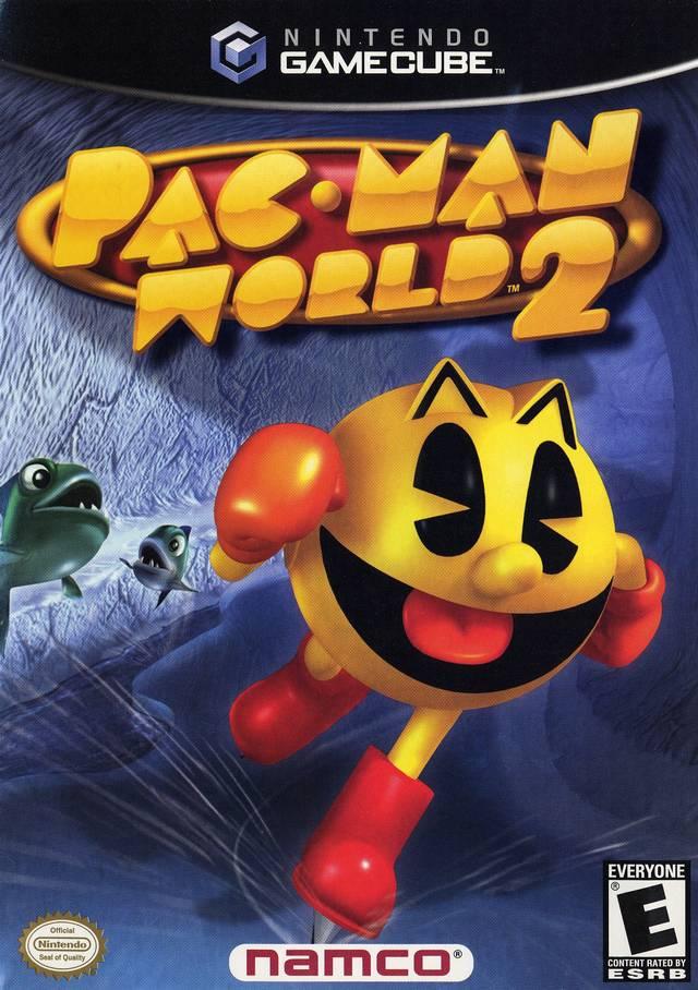 Pac Man Playstation >> Pac-Man World 2 | Namco Wiki | FANDOM powered by Wikia