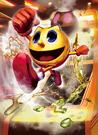Pacman street fighter x tekken