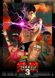 Tekken 3 Poster