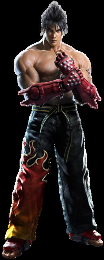 Jin Kazama Namco Wiki Fandom