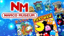 Namco Museum (switch) cover art