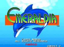 Emeraldia title screen
