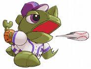 Wagan - Pro Baseball Famista 2011
