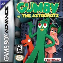 Gumby vs the Astrobots