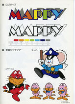 Mappy Character Manual Page 1
