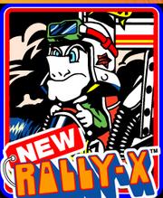 New Rally-X Coverart