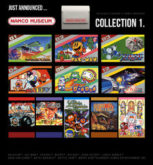 Namco Collection 1