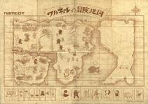 Walkure no Bouken map