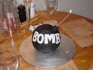 Cake Bomb