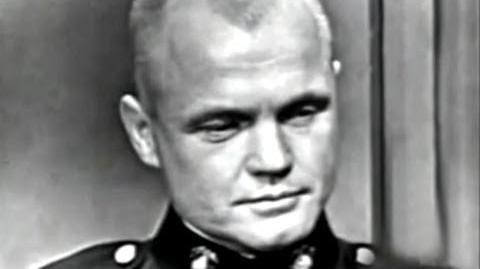 Maj. John Glenn Jr