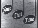 Name That Tune (1953-1959)