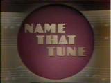 Name That Tune (1984-1985)
