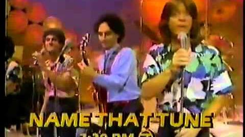 WXYZ Name That Tune promo, 1980