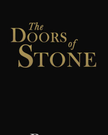 The Doors of Stone Poster