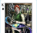 The Name of the Wind Playing Cards