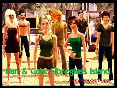Fibreglass Island Cast -2