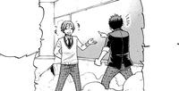 Shinichi and Ryu argue