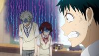 Toranosuke and Miyabi back to normal