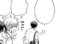 Ryu accepts Urara's request