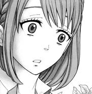 Nene's reaction to Ryu and Urara kissing