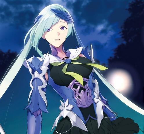 Isolde | Nanatsu no Taizai Fanon Wiki | Fandom