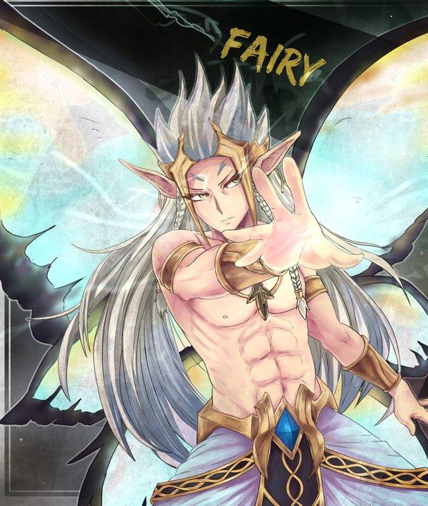 Tristan Nanatsu No Taizai - Angush (Fairy King) | Nanatsu no Taizai Fanon Wiki | Fandom