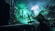 Thanatos beginning an Unholy Requiem