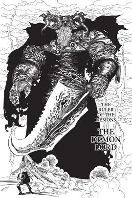 Demon King full appearance