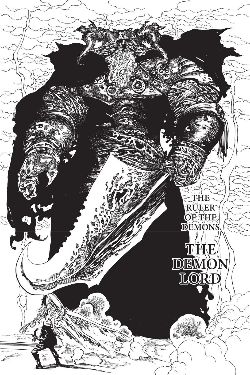 Demon King   Nanatsu no Taizai Wiki   FANDOM powered by Wikia