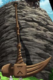 Gideon Hammer Anime