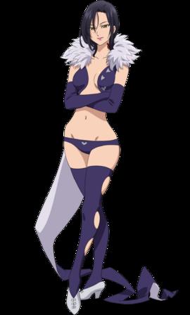 Merlin Anime Season 3 Design