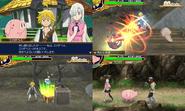 Unjust Sin 3DS - Screenshots 1