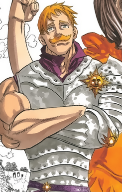 Escanor Day en couleur