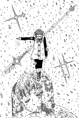 File:King protecting Diane from the Killer Iceberg.png