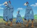 Blue Demons anime