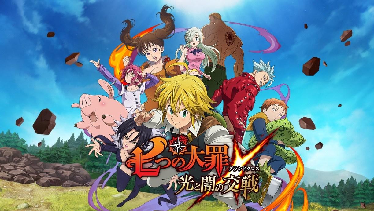 Demons Poster A3 Nanatsu No Taizai Seven Deadly Sins Demonios