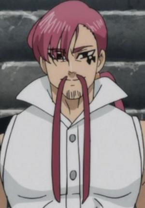 Cusack anime
