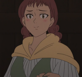 Annie anime