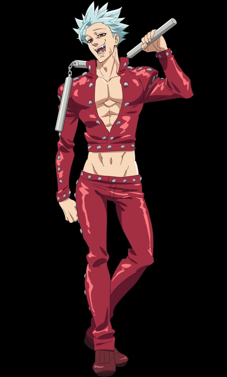 Seven Deadly Sins 7/'/' King Sitting Plush Doll Anime Manga NEW
