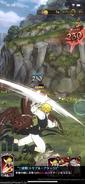 Meliodas Battle Gameplay
