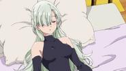 Elizabeth unconscious