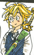 Meliodas blog comic