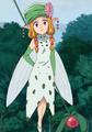 Gerheade en el pasado Anime