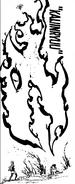 Monspeet using Kaijinryu