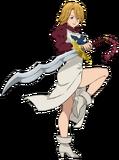 Jillian anime full appearance